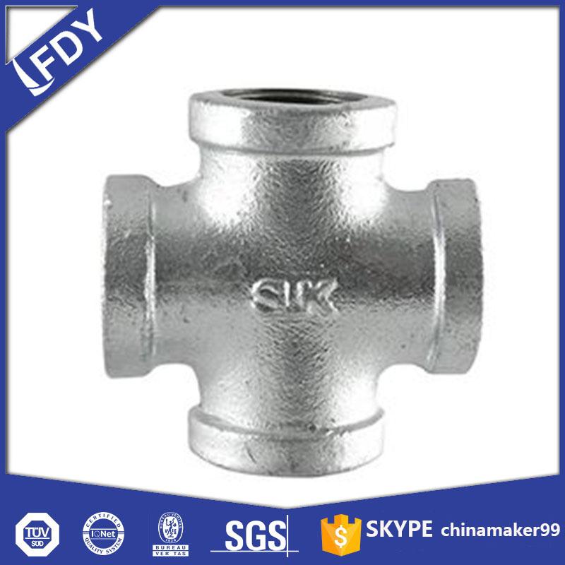 CROSS  sc 1 st  Pipe Fittings & 150LB Threaded Fitting | Langfang Dingyang Flange u0026 Pipe Fitting Co.Ltd